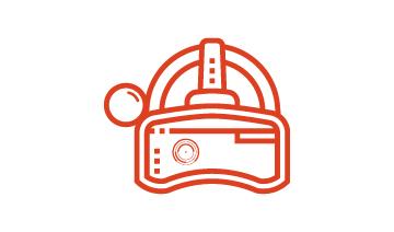 icona visore 3d