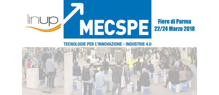 Mecspe Parma tecnologie per l'innovazione