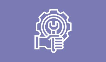 icona impostazioni linup maint